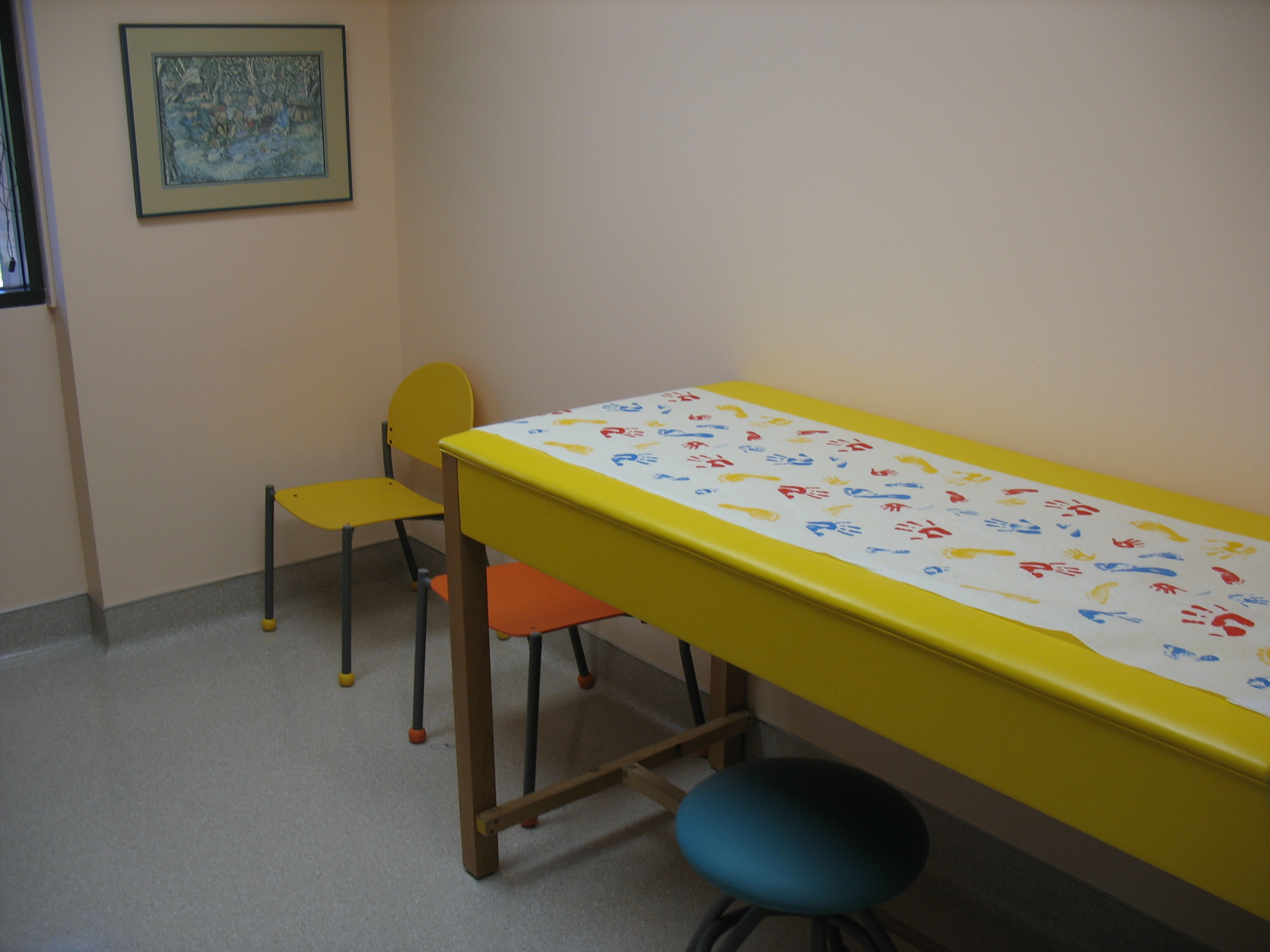 Pediatrics Waiting Room Furniture