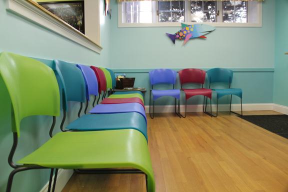Pediatric Exam Room Furniture