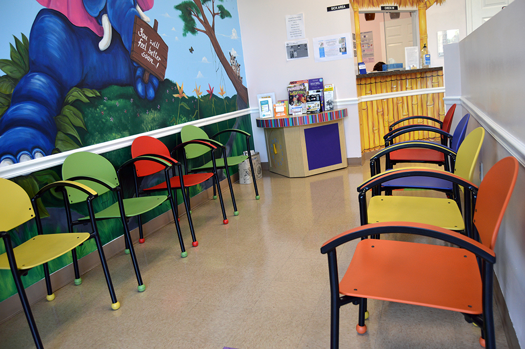We are all arms and colors here in port saint lucie with for Kids waiting room furniture
