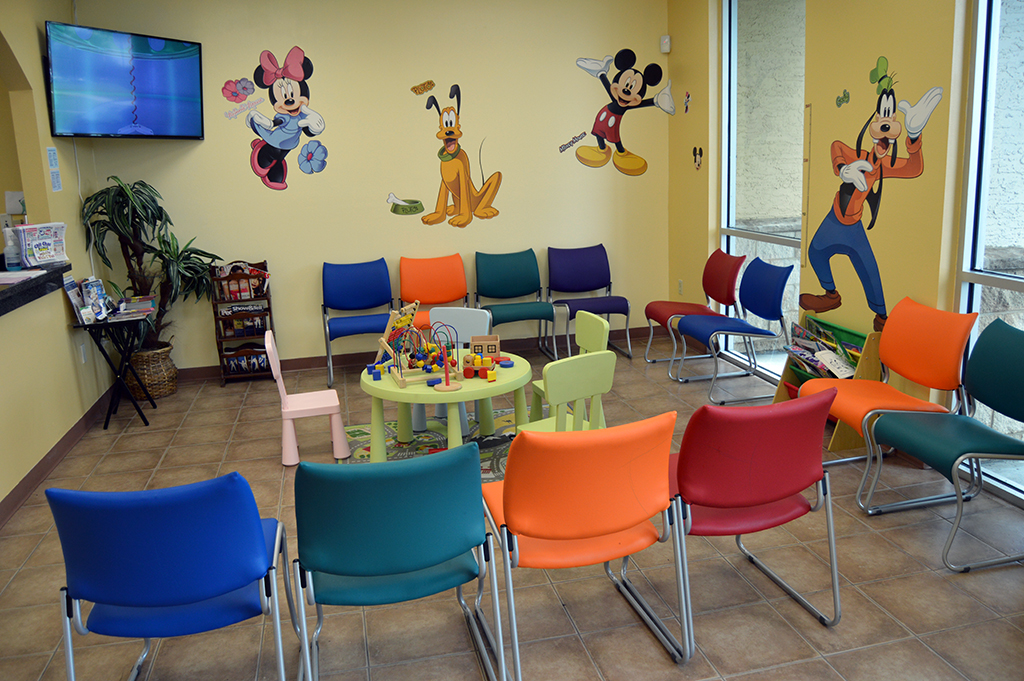 Pediatric Room Design