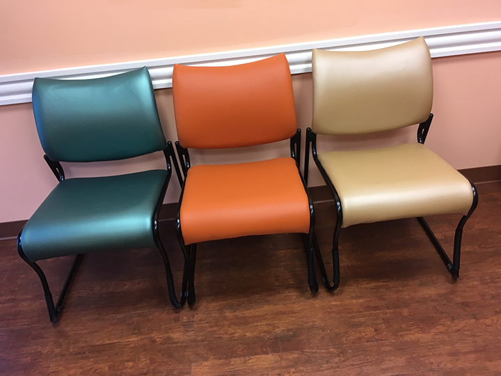 Cat Silica Chairs Waiting Room Chairs2a